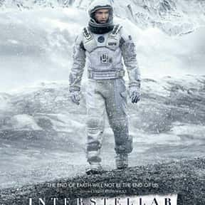 Interstellar is listed (or ranked) 13 on the list The Very Best Anne Hathaway Movies