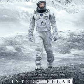 Interstellar is listed (or ranked) 15 on the list The Best Space Movies