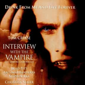 Interview with the Vampire: Th is listed (or ranked) 12 on the list The Best Brad Pitt Movies
