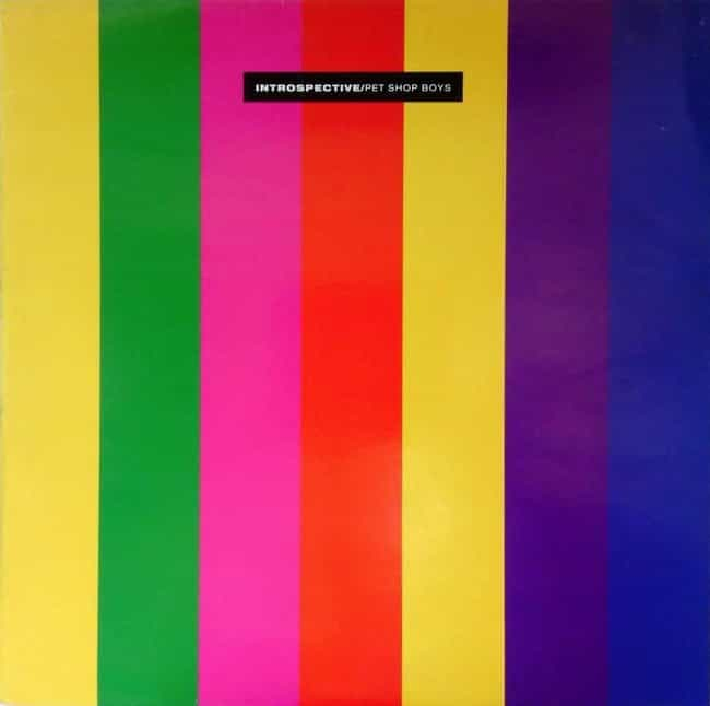 Introspective is listed (or ranked) 4 on the list The Best Pet Shop Boys Albums of All Time