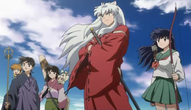 InuYasha is listed (or ranked) 5 on the list The 13 Best Anime Like Dororo