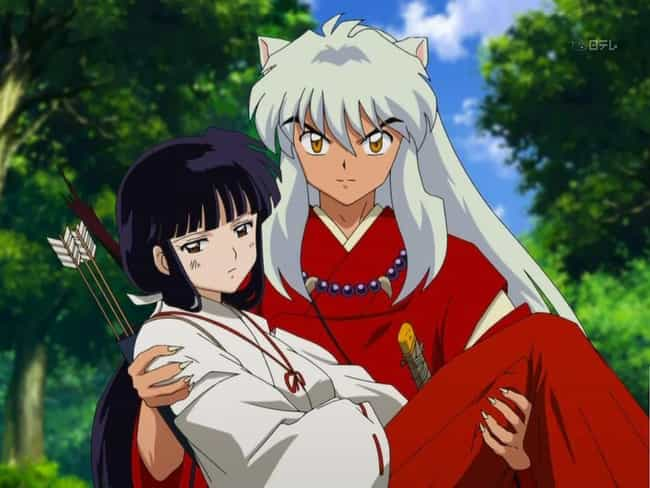 InuYasha is listed (or ranked) 5 on the list 20 Old School Anime That Still Hold Up Today