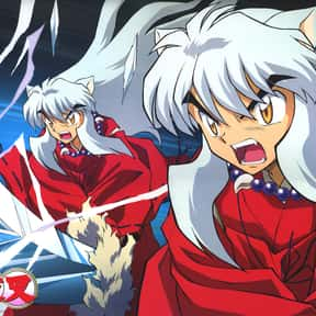 InuYasha is listed (or ranked) 10 on the list The Best Adventure Anime of All Time