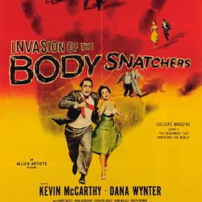 Invasion of the Body Snatchers is listed (or ranked) 15 on the list The Best Horror Movie Remakes