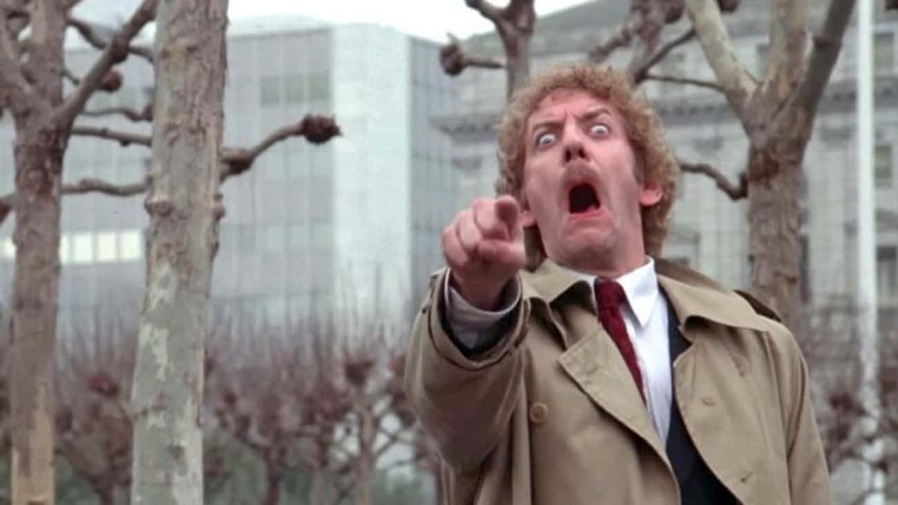 'Invasion of the Body Snatcher is listed (or ranked) 3 on the list Pretty Good Horror Movies That Make Everyday Activities Terrifying