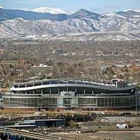 Sports Authority Field at Mile is listed (or ranked) 6 on the list The Best NFL Stadiums