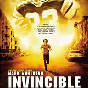 Invincible is listed (or ranked) 22 on the list The Best Movies to Show a Church Youth Group