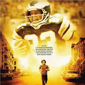 Invincible is listed (or ranked) 12 on the list The Best Movies About Underdogs