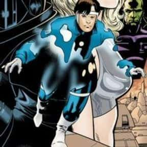 Invisible Kid is listed (or ranked) 9 on the list The Best Superheroes With The Power Of Invisibility