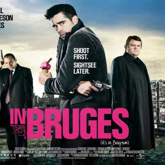 In Bruges is listed (or ranked) 4 on the list The Best Mobster Movies On Netflix