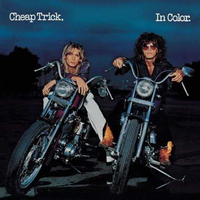 In Color is listed (or ranked) 2 on the list The Best Cheap Trick Albums of All Time
