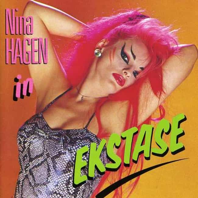 In Ekstase is listed (or ranked) 4 on the list The Best Nina Hagen Albums of All Time
