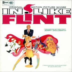 In Like Flint is listed (or ranked) 13 on the list The Best Spy Movies of the 1960s