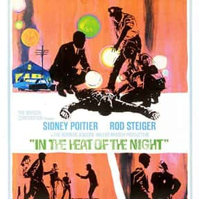 In the Heat of the Night is listed (or ranked) 14 on the list The Best Movies of the '60s