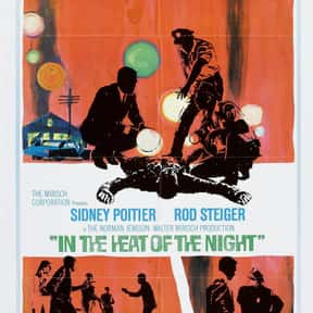 In the Heat of the Night is listed (or ranked) 20 on the list The Best Oscar-Nominated Movies of the 1960s