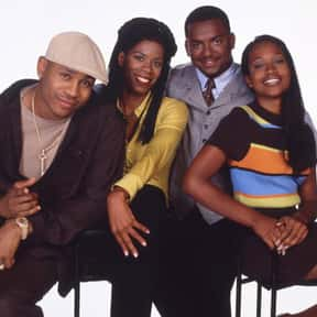 In the House is listed (or ranked) 16 on the list The Greatest Black Sitcoms of the 1990s