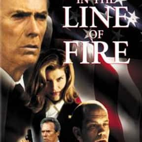 In the Line of Fire is listed (or ranked) 18 on the list The Best Movies Starring Clint Eastwood