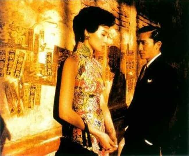 In the Mood for Love is listed (or ranked) 3 on the list The Top 10 Films of the Past 10 Years
