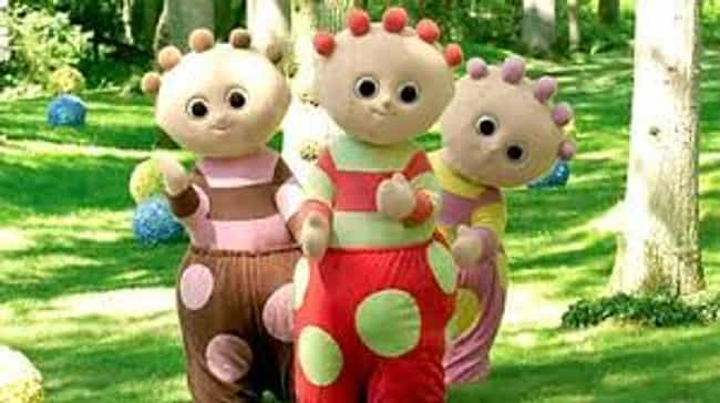 In the Night Garden is listed (or ranked) 2 on the list Anne Wood Shows and TV Series