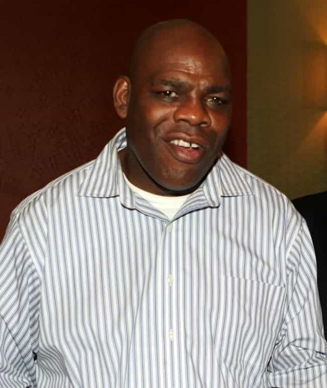 Iran Barkley is listed (or ranked) 4 on the list Successful Athletes Who Used to Be Homeless