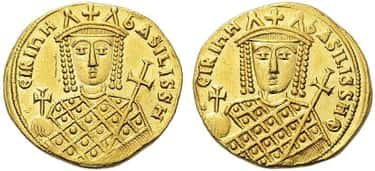Byzantine Empress Irene Of Athens Gouged Her Son's Eyes Out To Retain Her Power