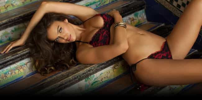 Irina Shayk is listed (or ranked) 3 on the list The Hottest Russian Models
