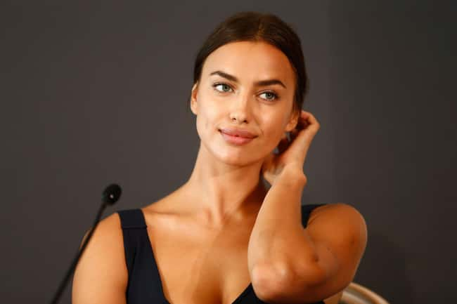 Irina Shayk is listed (or ranked) 75 on the list The Most Captivating Celebrity Eyes (Women)