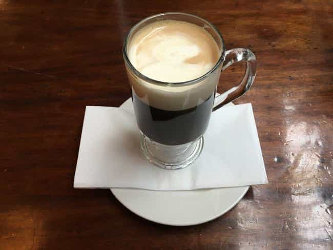 Irish coffee is listed (or ranked) 3 on the list 18 Surprising Origin Stories of Your Favorite Cocktails