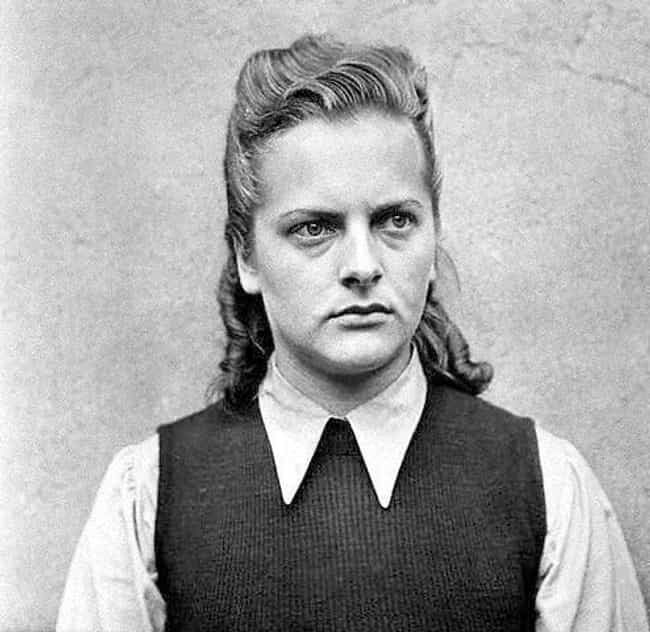 Irma Grese is listed (or ranked) 1 on the list Infamous Nazi Women You've Probably Never Heard Of