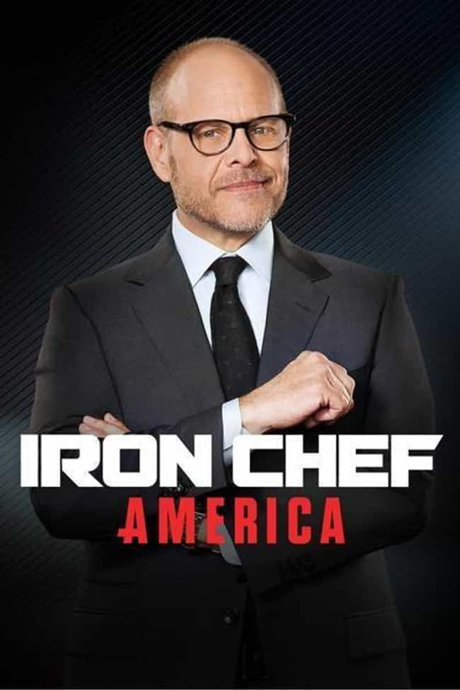 Iron Chef America is listed (or ranked) 3 on the list What to Watch If You Love 'Chopped'
