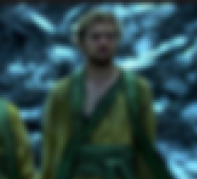 Iron Fist is listed (or ranked) 3 on the list Current TV Superheroes With The Dumbest Looking Costumes