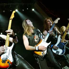 Iron Maiden is listed (or ranked) 1 on the list The Best Bands Named After Movies