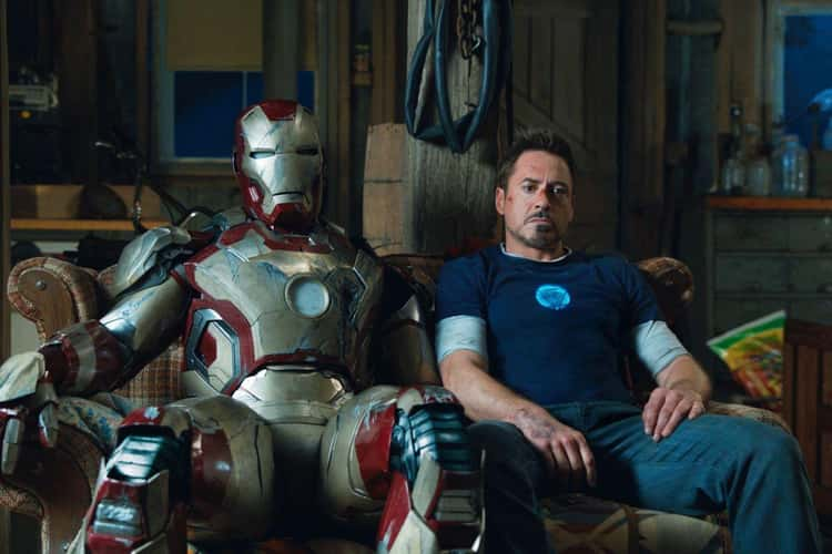 Preppy Rich Kids: Iron Man/Tony Stark