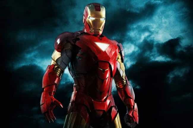 Iron Man is listed (or ranked) 1 on the list What Your Favorite MCU Character Says About You