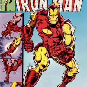 Iron Man is listed (or ranked) 10 on the list The Best Iron Man Versions Of All Time
