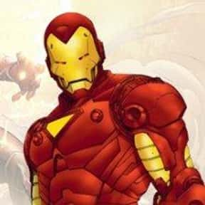 Iron Man is listed (or ranked) 5 on the list The Best Comic Book Superheroes Of All Time