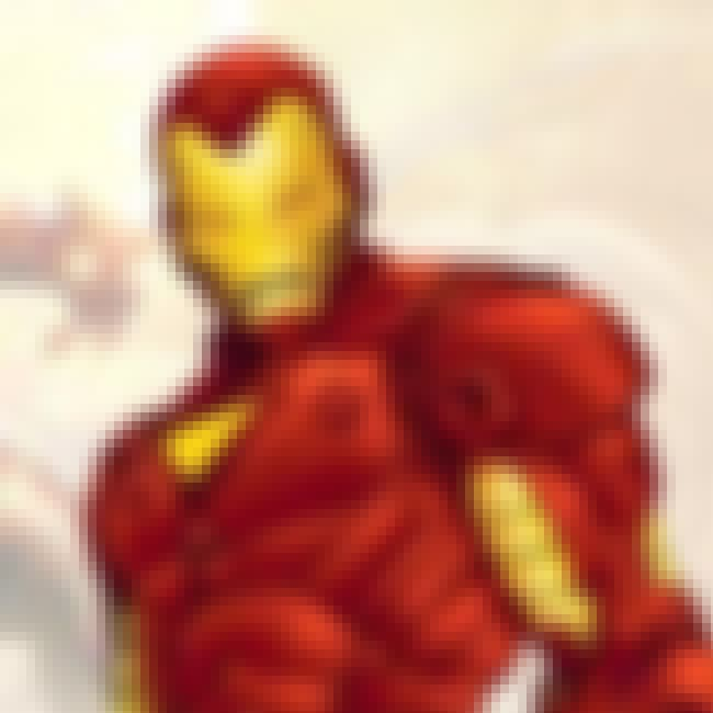 Iron Man is listed (or ranked) 7 on the list The Best Comic Book Superheroes of All Time