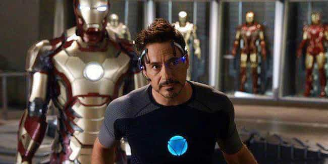 Iron Man is listed (or ranked) 4 on the list The Best Qs In Fiction