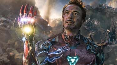 Iron Man In 'Avengers: Endgame is listed (or ranked) 1 on the list The Saddest Deaths In The MCU