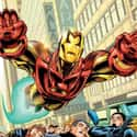 Iron Man is listed (or ranked) 15 on the list The Best Superheroes Who Can Fly