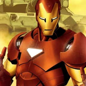 Iron Man is listed (or ranked) 8 on the list The Best Superheroes With The Power Of Invisibility