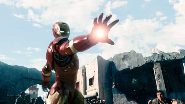 Iron Man is listed (or ranked) 3 on the list The Smartest Characters in Comic Books