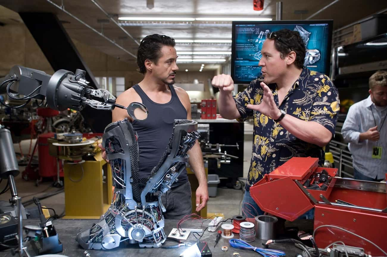 Iron Man is listed (or ranked) 3 on the list Behind the Scenes Feuds That Changed the Direction of Movies