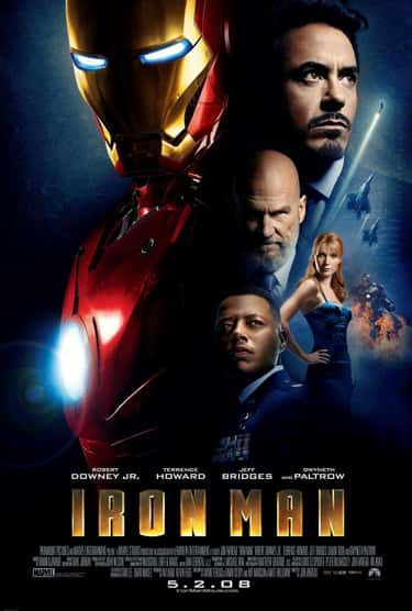 Iron Man is listed (or ranked) 1 on the list A Film-By-Film Breakdown Of Why The Marvel Cinematic Timeline Makes No Sense