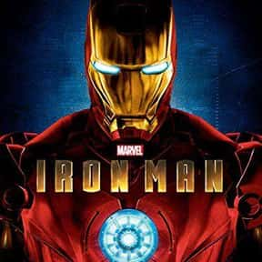 Iron Man is listed (or ranked) 19 on the list The Best Superhero Movies Ever Made