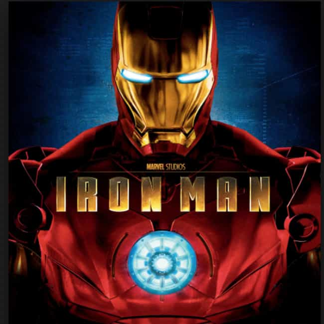 Iron Man is listed (or ranked) 2 on the list The Best Movies In The Marvel Cinematic Universe, Ranked