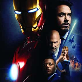 Iron Man is listed (or ranked) 8 on the list The Greatest Comic Book Movies of All Time