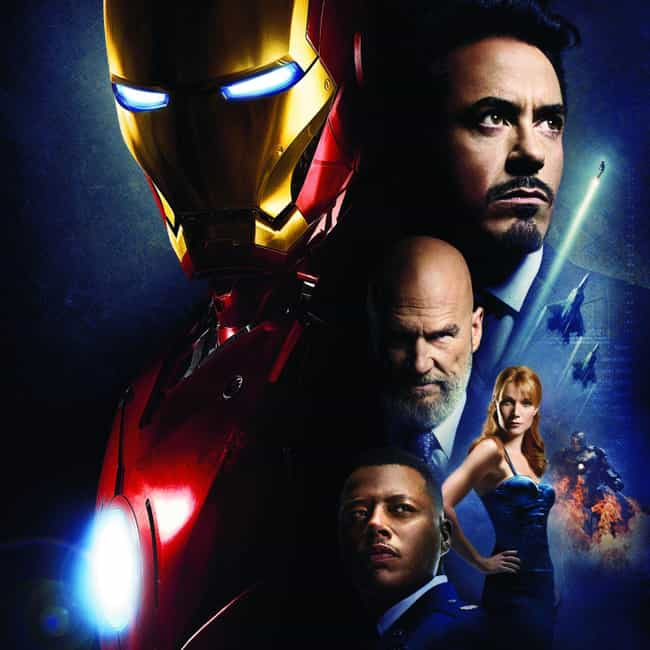 Iron Man is listed (or ranked) 6 on the list The Very Best Geeky Shows & Movies, Ranked