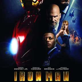 Iron Man is listed (or ranked) 1 on the list The Best Marvel Studios Movies List