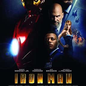 Iron Man is listed (or ranked) 10 on the list The Best Movies Based on Marvel Comics